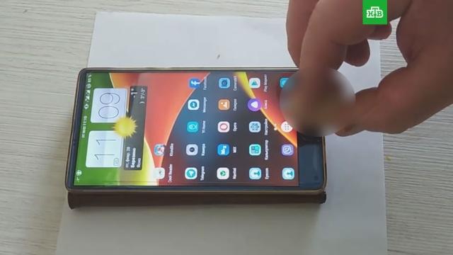 Белорус разблокировал китайский смартфон отрезанным пальцем.Белоруссия, Интернет, гаджеты, соцсети.НТВ.Ru: новости, видео, программы телеканала НТВ