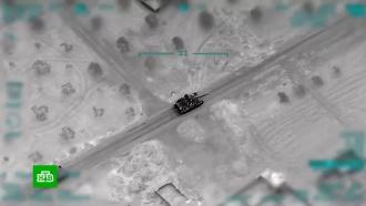 Всирийской провинции Идлиб погибли 33турецких военнослужащих