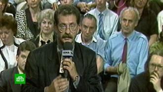 В России вспоминают убитого телеведущего Владислава Листьева