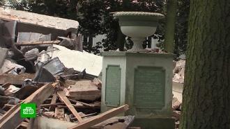 ВПольше заново расследуют дело об уничтожении могил красноармейцев