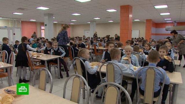 Путин подписал закон обесплатном горячем питании для младших школьников.Путин, дети и подростки, еда, законодательство, социальное обеспечение, школы.НТВ.Ru: новости, видео, программы телеканала НТВ