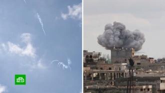 Турция сбила сирийский самолет вИдлибе