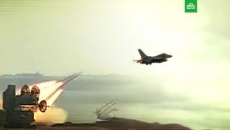 Сирия попыталась сбить турецкий истребитель из <nobr>С-200</nobr>