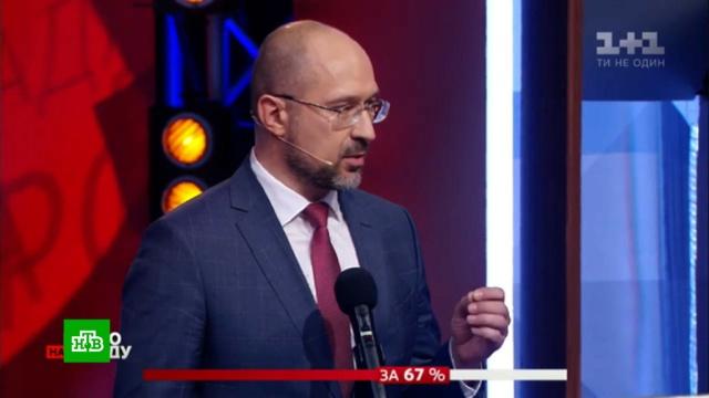 Новый премьер Украины объяснил свои слова оподаче воды вКрым.Крым, Украина.НТВ.Ru: новости, видео, программы телеканала НТВ