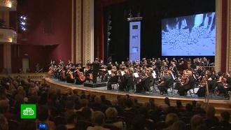 Седьмую симфонию Шостаковича исполнили вСамарском театре оперы ибалета