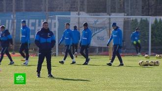 Семак надеется на результативную игру нападающих «Зенита» против «Уфы»