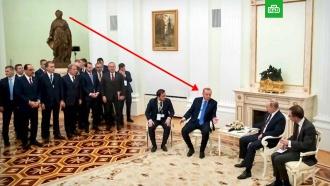 На переговорах сПутиным Эрдогану сделали грозный намек