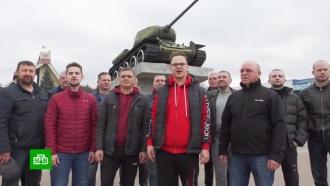 На Украине запустили флешмоб вподдержку спевшего «Смуглянку» сироты
