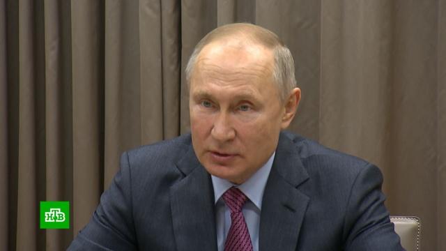 Путин считает, что экономика России окрепнет после «кризисных явлений».Путин, инвестиции, экономика и бизнес.НТВ.Ru: новости, видео, программы телеканала НТВ
