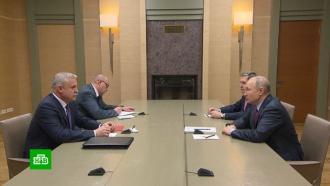 Путин обсудил сновым генсеком ОДКБ борьбу стерроризмом инаркоугрозу