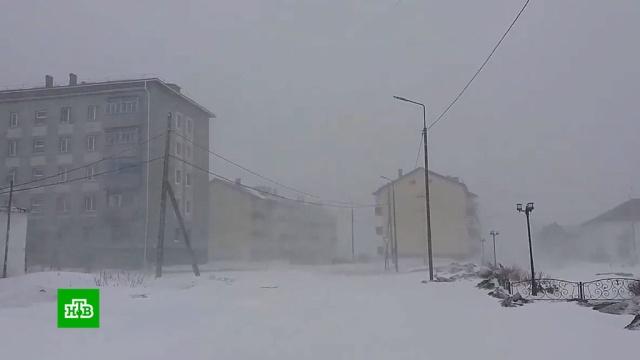 Отмена рейсов и закрытая переправа: на Сахалин обрушился мощный циклон.Сахалин, ДТП, авиация, погода, самолеты, снег.НТВ.Ru: новости, видео, программы телеканала НТВ