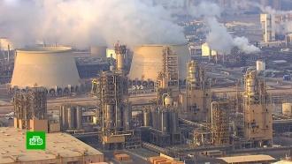 Нефть WTI иBrent теряет вцене