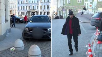 «Мушкетерские парковки»: адвокат пожаловался на Боярского из-за нарушений ПДД