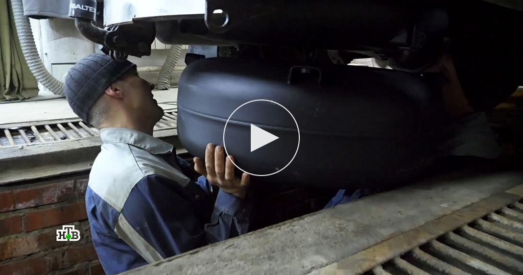 Авто на газу: экономия или бомба замедленного действия