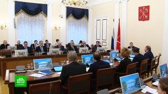 Правительство Петербурга организовывает жизнь горожан вусловиях коронавируса