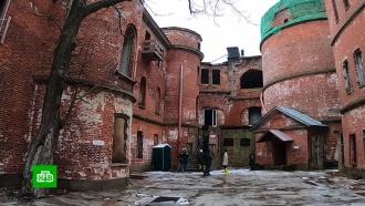 ВПетербурге готовятся креставрации знаменитых военных фортов Кронштадта