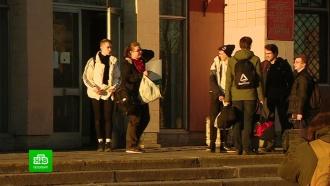 ВПетербурге закончился карантин для <nobr>студентов-медиков</nobr>, но началась изоляция будущих киношников