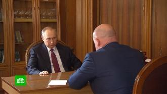 Путин призвал готовиться клюбому развитию событий <nobr>из-за</nobr> коронавируса
