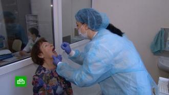 В Приморье начали проверять всех желающих на коронавирус