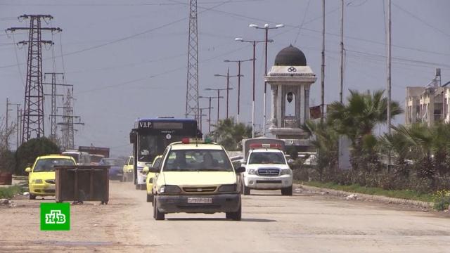 На освобожденные от боевиков окраины Алеппо возвращаются мирные жители.Сирия, войны и вооруженные конфликты, терроризм.НТВ.Ru: новости, видео, программы телеканала НТВ