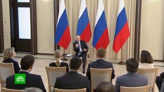 Путин лично ответил на вопросы обеспокоенного бизнеса