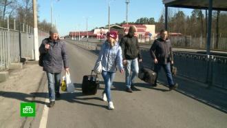 Последний шанс: украинцы пробираются домой через белорусский коридор