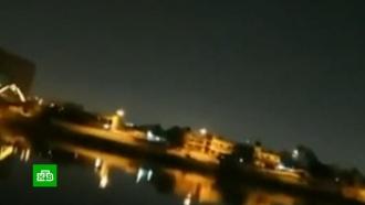 Несколько ракет разорвались упосольства США вБагдаде