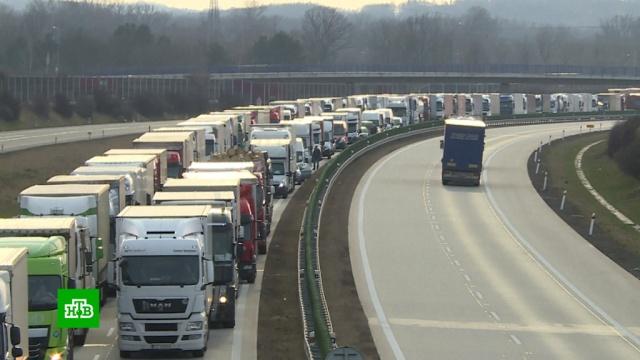 Европа на замке: Шенгенское соглашение не выдержало натиска коронавируса.Европейский союз, граница, коронавирус, эпидемия.НТВ.Ru: новости, видео, программы телеканала НТВ
