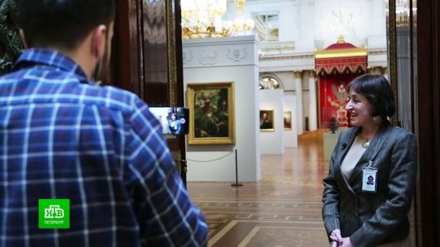 Эрмитаж останавливает онлайн-трансляции на время карантинных выходных.Санкт-Петербург, выставки и музеи, технологии, Эрмитаж, карантин, болезни, эпидемия, коронавирус.НТВ.Ru: новости, видео, программы телеканала НТВ