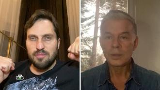 Шоу-бизнес под угрозой: звезды ушли на карантин после вечеринки сЛещенко.НТВ.Ru: новости, видео, программы телеканала НТВ