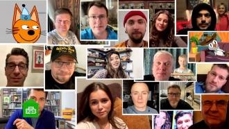 #Оставайсядома: российские телеканалы присоединились кмеждународной акции