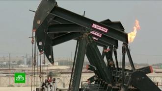 Баррель нефти WTI опустился ниже 20 долларов