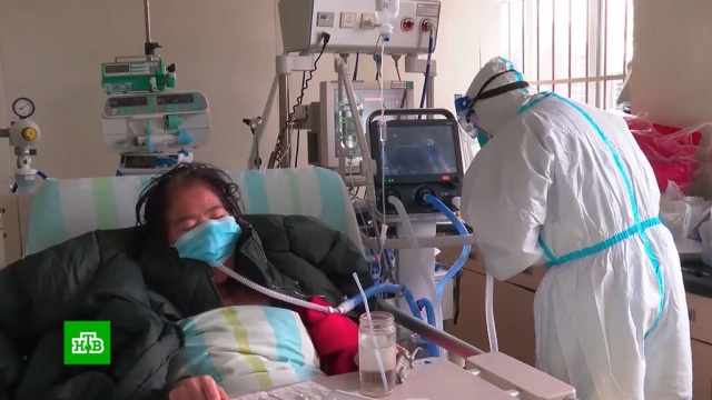 Растет число жертв изараженных: COVID-19 стремительно распространяется по Америке.Испания, Италия, США, болезни, карантин, коронавирус, эпидемия.НТВ.Ru: новости, видео, программы телеканала НТВ