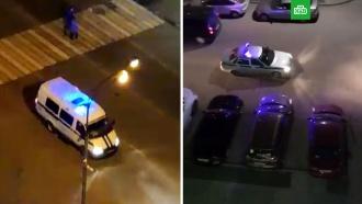 Полиция Подмосковья проверяет, почему ее сотрудники объявляли окомендантском часе