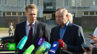 Петербург получит дополнительные деньги на медоборудование и места в больницах