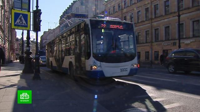 Питерский транспорт вкарантин работает врежиме выходного дня.Санкт-Петербург, метро, трамваи, карантин, автобусы, троллейбусы, общественный транспорт, болезни, эпидемия, коронавирус.НТВ.Ru: новости, видео, программы телеканала НТВ
