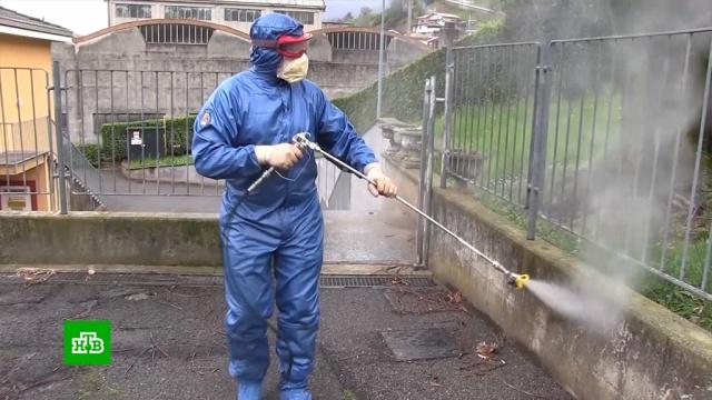 Аппараты ИВЛ идезинфекция: как российские военные помогают Италии вборьбе сCOVID-19.Италия, армия и флот РФ, болезни, здравоохранение, эпидемия.НТВ.Ru: новости, видео, программы телеканала НТВ