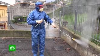 Аппараты ИВЛ идезинфекция: как российские военные помогают Италии вборьбе с<nobr>COVID-19</nobr>