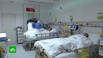 ВМоскве скончались еще 4пациента скоронавирусом