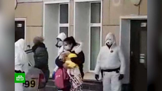 В Ленобласти поймали беглянку из Петербурга с подтвержденным коронавирусом.Санкт-Петербург, Ленинградская область, полиция, болезни, задержание, побег, эпидемия, коронавирус.НТВ.Ru: новости, видео, программы телеканала НТВ