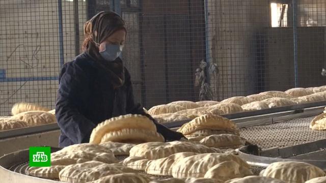 На предприятиях вСирии введен особый режим работы из-за коронавируса.Сирия, карантин, коронавирус, эпидемия.НТВ.Ru: новости, видео, программы телеканала НТВ