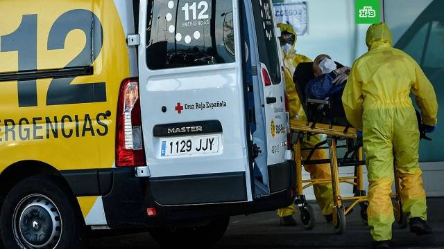 Число случаев заражения COVID-19 в Испании превысило 100 тысяч.Число выявленных случаев заражения коронавирусом в Испании превысило 100 тысяч. Жертвами COVID-19 стали уже более 9 000 человек.болезни, Испания, карантин, коронавирус, эпидемия.НТВ.Ru: новости, видео, программы телеканала НТВ