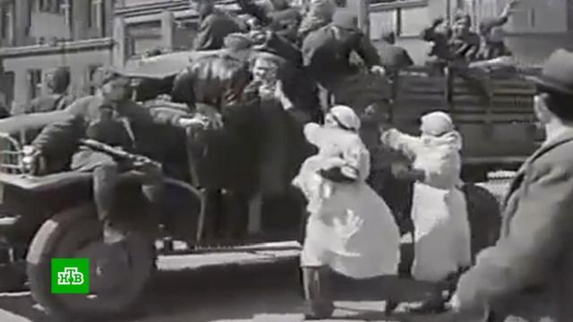 Минобороны рассекретило документы об освобождении Братиславы от нацистов.Великая Отечественная война, Вторая мировая война, Минобороны РФ, Словакия, история, памятные даты.НТВ.Ru: новости, видео, программы телеканала НТВ