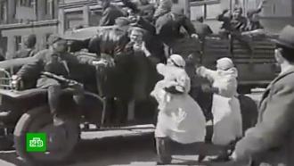 Минобороны рассекретило документы об освобождении Братиславы от нацистов