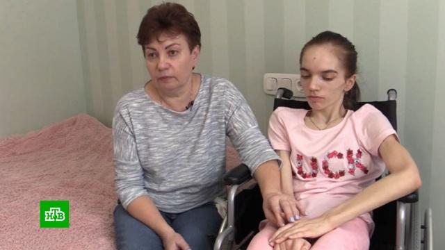 Юная танцовщица с неизвестным заболеванием нуждается в помощи.болезни, врачи, дети и подростки, медицина.НТВ.Ru: новости, видео, программы телеканала НТВ