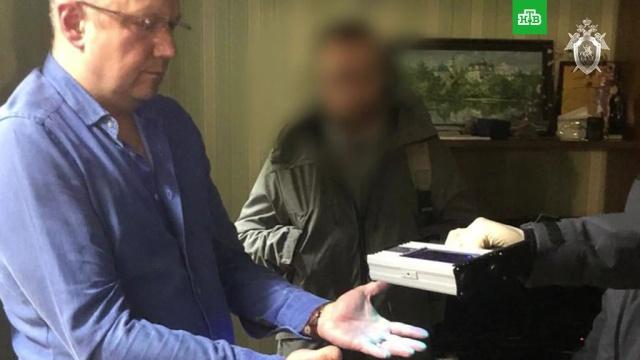 Вице-губернатора Кировской области задержали по подозрению во взятке.Кировская область, ФСБ, взятки, задержание, коррупция, полиция.НТВ.Ru: новости, видео, программы телеканала НТВ