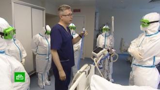 Пироговский центр начнет принимать пациентов с<nobr>COVID-19</nobr>