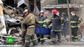 Очевидец рассказал о взрыве в орехово-зуевской пятиэтажке