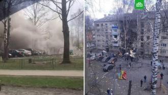 Газ взорвался впятиэтажке в<nobr>Орехово-Зуево</nobr>: разрушены несколько этажей