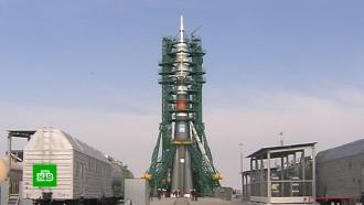 Новый экипаж приготовили к отправке на МКС